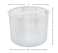 "B-152 Replacement for Hayward Swimming Pool Skimmer Basket SPX1082CA 7""  B152"