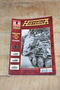 Magazine 39 45 Hors série HS Historica Heimdal 17 Normandie 6 au 12 juin 1944