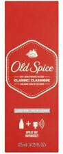 Old Spice Classic Cologne Spray 4.25 oz (Pack of 9)