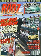 "OL' SKOOL RODZ MAGAZINE - Issue # 13 ""NEW!"" (January 2006)"