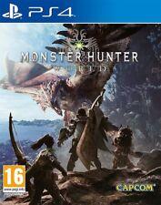 Monster Hunter: World (PS4) Totalmente Nuevo Y Sellado-Envío Rápido-Importado