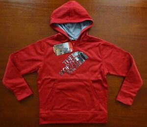 North Face Boy's Surgent Pullover Hoodie NWT!!! New 2016 Fall Line