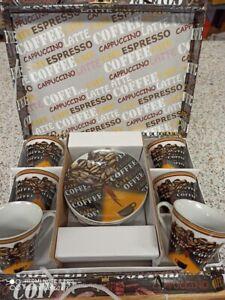 Espresso Tassen Set 6