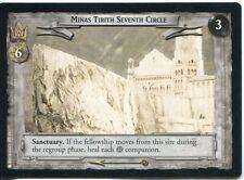 Lord Of The Rings CCG Card RotK 7.U350 Minas Tirith Seventh Circle