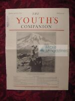 The YOUTH's COMPANION April 14 1927 CHARLES G. D. ROBERTS ELSIE SINGMASTER