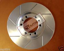 SLOTTED Disc brake rotors to suit Nissan Patrol GQ 3.0L  4.2L  2.8 TD MQ Front