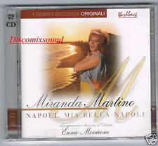 MIRANDA MARTINO e ENNIO MORRICONE CD NAPOLI MIA BELLA NAPOLI DOPPIO CD FLASHBACK