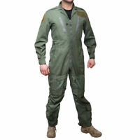 Coverall Aircrew MK 16B 16A British RAF Green Royal Air Force Flight Suit Army