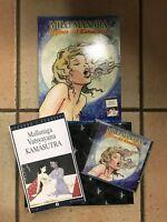 """""""IL GIOCO DEL KAMASUTRA"""" MILO MANARA+""""KAMASUTRA"""" MALLANAGA VATSYAYANA"""