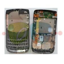 Original Blackberry 9800 Torch Medio Marco De Teclado Flex Botones Superior Negro