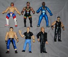 JAKKS loose lot WWE WWF WCW ECW