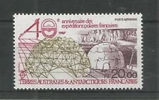 F.S & d'1988 AIR, 40TH Anniv of French Polar Expeditions SG, 243 U/m Lot 6862 A