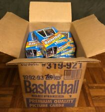 1992-93 Topps SERIES 1 Basketball Box (36 GOLD Cards per Box)- Jordan GOLD #141?
