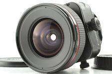 【MINT】CANON TS-E 24mm f/3.5 L Tilt Shift Lens From Japan #635