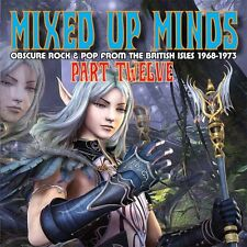 VARIOUS - Mixed Up Minds Part 12. New CD + sealed