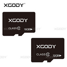 XGODY 8GB 16GB 32GB TF Card Memory SD Card for Cell Phone Smartphone Phablet