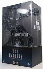 Hot Toys 1/6 Iron Man 2 War Machine MMS331D13 Diecast