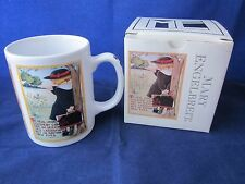 """Mary Engelbreit Mug M1249 """"The Real Voyage of Discovery Consists ."""" New Box"""