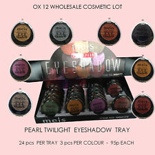 79p wholesale cosmetics pearl dusky deluxe eyeshadows in fashion 2019 colours