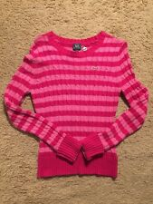 Le Tigre Striped Sweater...Size Large...Worn Once...Great!