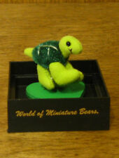 World of Miniature Bears #5939 NINJA, by Becky Wheeler, NEW from Retail Store