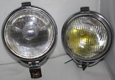 A Pair of Vintage RAYDYOT Spot Lights/ Fog Light BMC MORIS MG -FREE P&P [PL1015]
