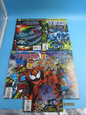 PLANET OF THE SYMBIOTES #1 #2 #3 #4 #5 SPIDER-MAN VENOM CARNAGE MARVEL COMICS