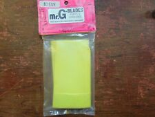 MrG-BLADES FLYBAR PADDLES FOR 60 SIZE HELI 4mm FLYBAR