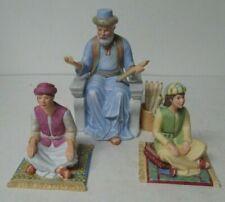 Lenox Renaissance Porcelain Christmas Nativity - Teacher & His Students