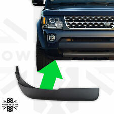 Front Bumper lower Corner air deflector splitter spoiler RH for Discovery 4 2014