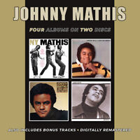 Johnny Mathis - Heart of a Woman/When Will I See You Again+ (2CD)  NEW *19/3/21*