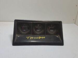 Speedometer Head Only Fits 84-85 ISUZU TROOPER 94593