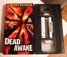 VHS: Dead Awake: 2001 Horror