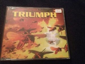 Wu-Tang Clan - Triumph Maxi-CD Promo 4 Tracks