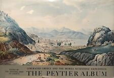 LIBERATED GREECE & THE MOREA SCIENTIFIC EXPEDITION THE PEYTIER ALBUM 1971 NBG
