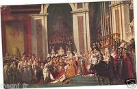 Sacre de Napoléon 1er par le Pape Pie VII - Musée du Louvre ( i 3888)