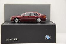 BMW 750 Li MINICHAMPS 1/43 NEUVE EN BOITE PROMOTIONNELLE BMW