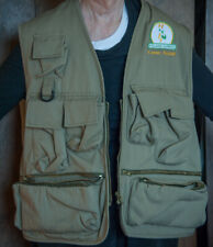 RARE Kodak Canon Photographers Film Vest from Roland garros