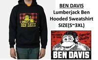 Ben Davis Lumberjack Ben Hooded Sweatshirt