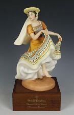 "Royal Doulton Figurine Hn2866 ""Mexican Dancer"" Le Mint WorldWide"