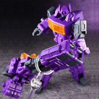 Transformers Shockwave Pistol Deformation KBB New Figure Assembled Robot Toy