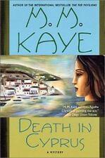 Death in Cyprus by M. M. Kaye (2001, Paperback, Revised)