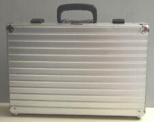 RIMOWA Luxus Aluminium Aktenkoffer Attaché sehr wenige gebraucht original