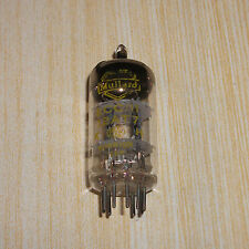 Vintage Retro  Mullard Yellow print 12AT7 ECC81 Radio Valve Vaccum Tube