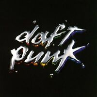 Daft Punk Discovery (2001) [CD]