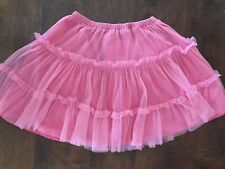 Lola Et Moi Pink Tulle Layered Ruffle Twirly Skirt Boutique * Size 2-3