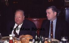 EKTACHROME 35mm Slide Handsome Men Suits Dinner Party Canada Dry Fashion 1960s?