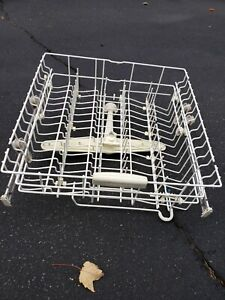 Kitchenaid Dishwasher Upper Rack. Dishwasher Model #kuds25shwh1