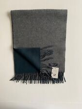 Reversible Pure Cashmere Scarves made in Scotland by Johnstons of Elgin