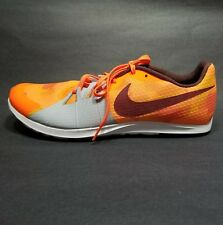 Nike Zoom Rival XC Mens Racing Track Spikes Shoes Size 11.5 904718-017  Orange